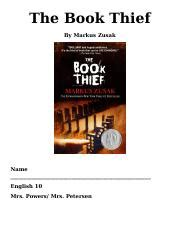 Book Marks reviews of The Book Thief by Markus Zusak